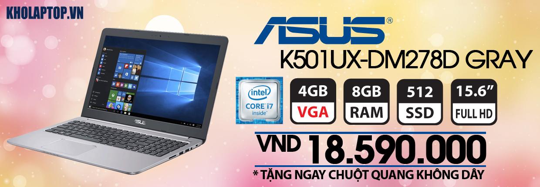 ASUS K501UX-DM278D