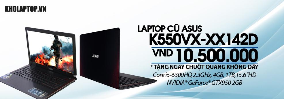 K550VX-XX142D