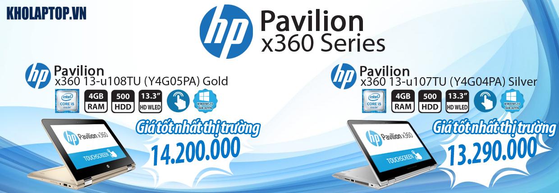 HP PAVILION X360xx