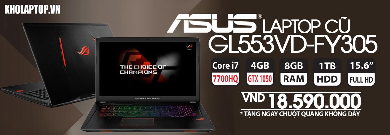 GL553VD-FY305 cu