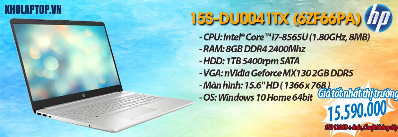 15S-DU0041TX (6ZF66PA)