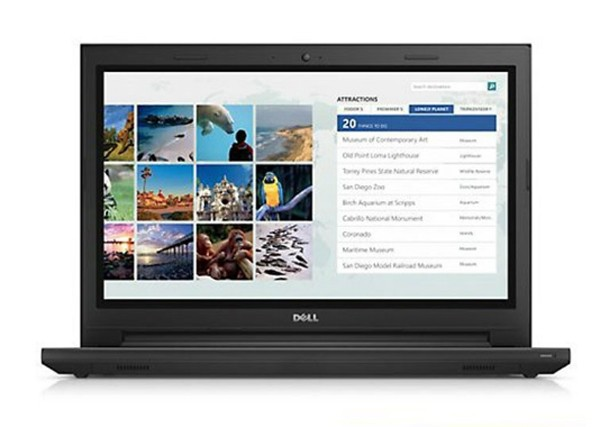 Dell Inspiron 3467 C4I51107 (i57200-4-1TB-ON) Black