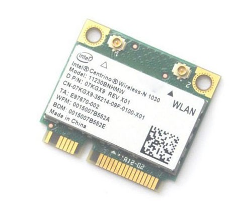 Card WiFi Atheros AR9000