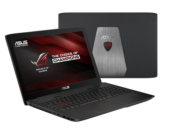 Asus GL552VX-DM143D Black Metal