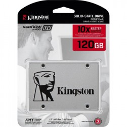 SSD Kingston UV400 120GB SATA III (SUV400S37A/120G)