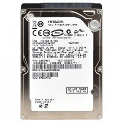 "Hitachi 500GB @5400rpm SATA 2.5"" HDD for Laptop"