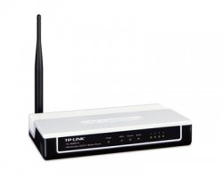 TP-Link Wireless ADSL 2+ Router TD-W8901G