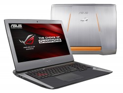 Asus G752VY-GC245D - Gray