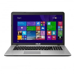 Asus K751LX-T4074D Dark Gray Metal