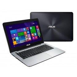 Asus K455LA-WX415D - Dark GRAY Metal