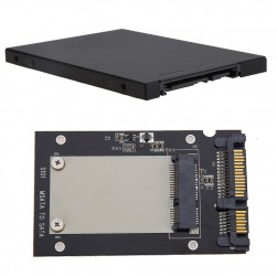 "Box 2.5"" ssd Msata to Sata"
