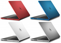 Dell Inspiron 15R N5559 (i76500-8-1TB-AMD-FullHD-Win10 ) Touch - Silver (NK)