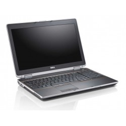 Laptop cũ Dell Latitude E6520 (I72620-4-250-NVI) Silver