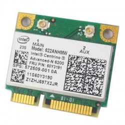 Card WiFi Intel N6205