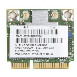 Card WiFi Broadcom BCM943224