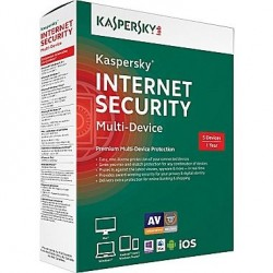 Kaspersky Internet Security 2017 (KIS) 1 pc/1 year