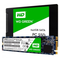 Ổ cứng wd ssd Green 240Gb M2-2280
