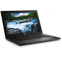 Dell Latitude 7280 (i77600-8-512SSD-W10) Black