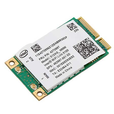 Card WiFi Intel 5100
