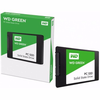SSD Western Digital Green 120GB WDS120G1G0A