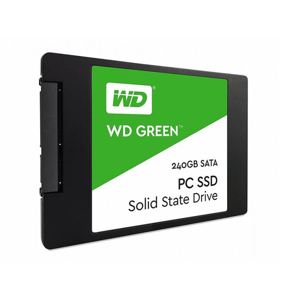 SSD Western Digital Green 240GB WDS240G2G0A