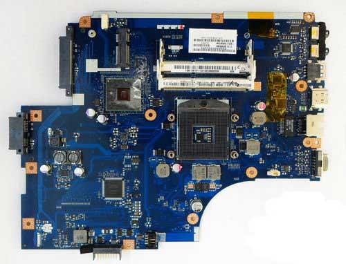 Mainboard Acer 7740G (Card on)